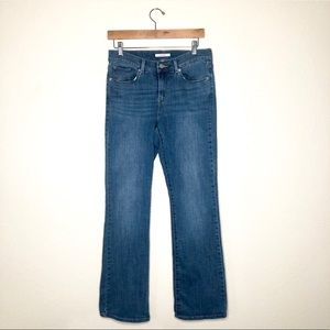 Levi's Classic Boot Jeans Boot Cut Size 6 28 x 32